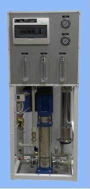 Промышленная установка — обратный осмос от 50 л/ч