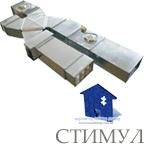 Промышленная вентиляция. Проектирование, монтаж, поставка оборудования, сервисное обслуживание.