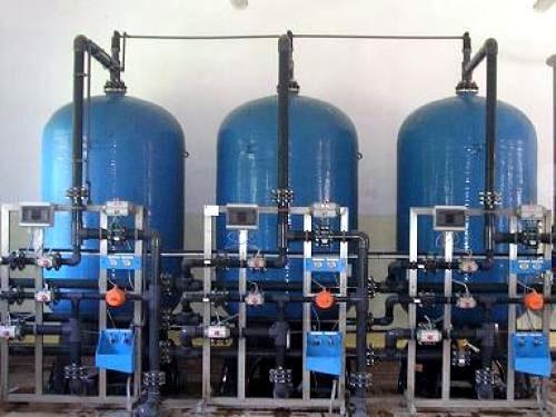 Промышленные фильтры для воды. Система удаления железа из воды. от 20 до 500 м. куб в час.