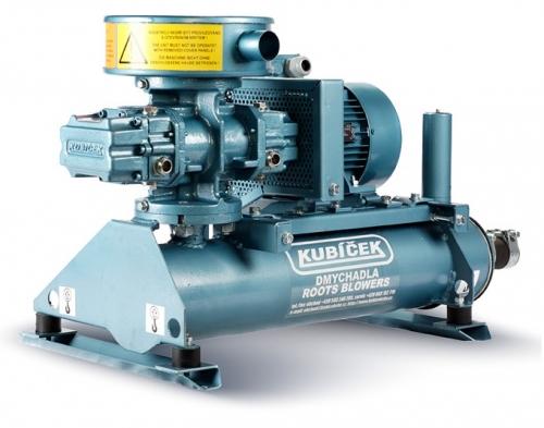 Промышленные воздуходувки 3D19, на избыточное давление от 10 до 100 kPa, и подачу от 0,50 до 3,01 m3/min.