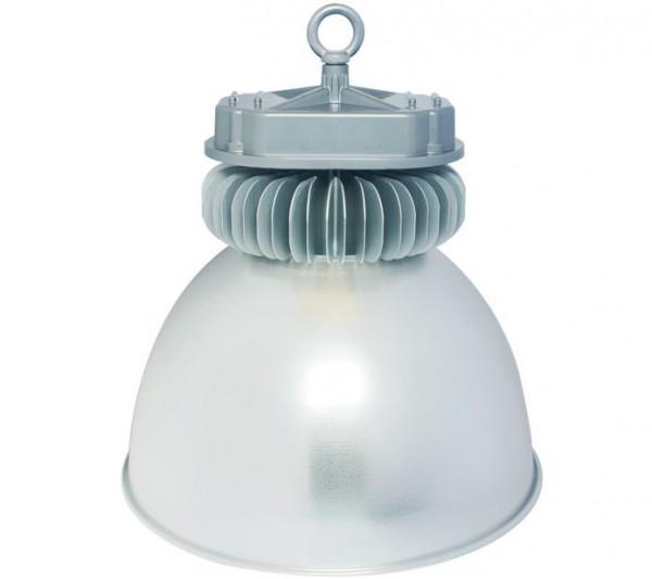 Промышленный LED светильник построен на светодиодах COB BXCE4545 производства Bridgelux(США).