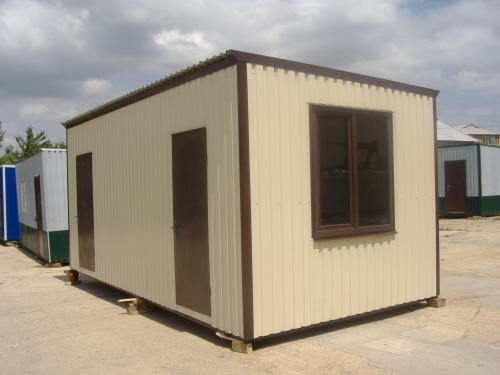 Прорабские, строительные бытовки, жилье для строителей, столовые, офисы и многое другое в наличии и под заказ.