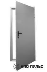 Противопожарная металлическая дверь ЕІ30 (предел огнестойкости 0,5 часа)