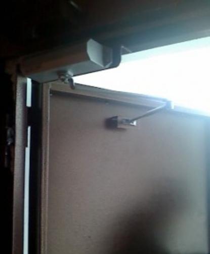 Противопожарные двери ГОСТ 30247.2-94, п. п.5.14.7.17 и СНиП 21-01-97