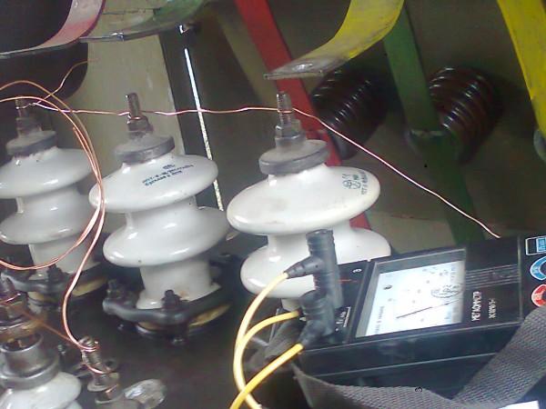 Протокол измерения сопротивления изоляции проводов, кабелей, аппаратов и обмоток электрических машин