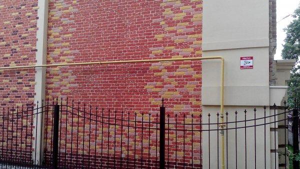 Фото 4 Теплоизоляционные фасадные термопанели. Старый кирпич. 215грн/м2 340791
