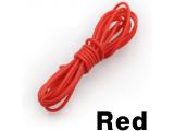 Фото  1 Провод силиконовый термостойкий SIF 0,75 мм ONDER KABLO, 50 м красный 2097336