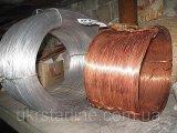 Фото  1 Проволока Алюминиевая диаметр: 2,0; 3,0; 4,0; 5,0; 5,5; 6,0; 7,0; 8,0; 10,0 мм 2175463