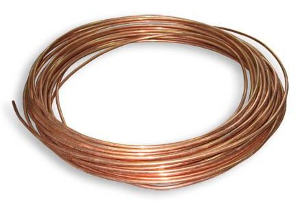 Проволока медная сталь ММ толщ.1,5 мм