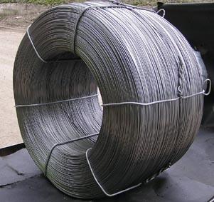 Проволока обычного качества стальная низкоуглеродистая без покрытия, ГОСТ 3282-74, Ф 1,8 мм
