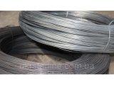 Фото  1 Проволока пружинная стальная ст.70 ф 2.0 мм (доставка по всей Украине) 2198082