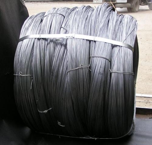 Проволока стальная низкоуглеродистая без покрытия обычного качества термически обработанная, ГОСТ 3282-74, Ф3,5мм