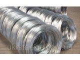 Фото  1 Проволока стальная оцинкованная 0.6 мм мягкая, твёрдая 2190069
