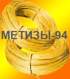 Проволока сварочная СВ-10НМА омедненная диаметр 0,8-6 мм