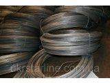 Фото  1 Проволока вязальная ф 1,2, 3, 4 , 5, 6, 7 мм ГОСТ 3282-74 9.00 цена, купить с доставкой на склад, ст. стальная. 2197835