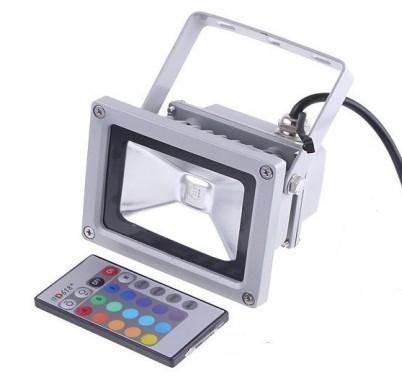 Прожектор светодиодный RGB LR-10