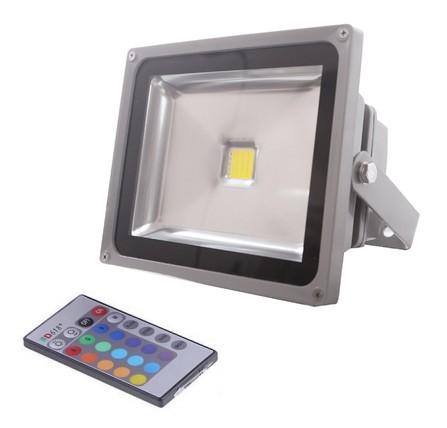 Прожектор светодиодный RGB LR-30