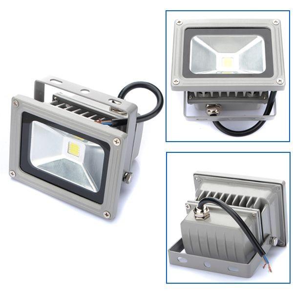 Прожектор светодиодный TOP-10BT-С (теплый свет 2700-3200K)