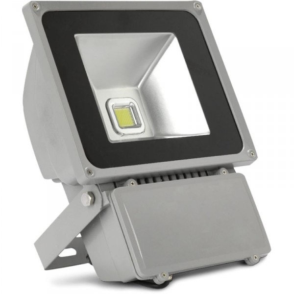 Прожектор светодиодный TOP-80BT-A (Холодный белый 5500-6500K)