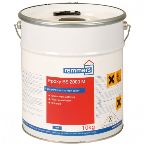 Прозрачная, широкого применения, водоэмульгированная эпоксидная смола.