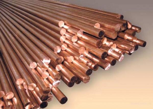 Пруток бронзовый БрА9Ж4Н4Мц1 диам.16-150мм длина НД