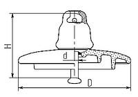 ПС-120б Изолятор