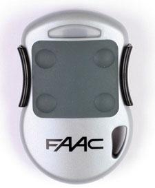 Пульт д/у 4-канальный FAAC TX4 868 SLH DL