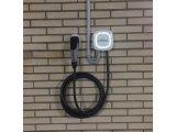 Фото  2 Зарядная станция для электромобилей Wallbox Pulsar Type2 7.4kW 32A кабель 5м, белая 2863275