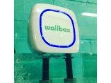 Фото  4 Зарядная станция для электромобилей Wallbox Pulsar Type2 22kW 32A кабель 40м, белая 4863285