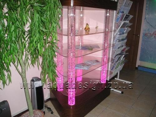 Пузырьковая аквастойка