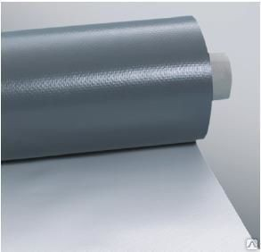 ПВХ мембрана Лоджикруф V-SR 1.5 мм 2*20 м