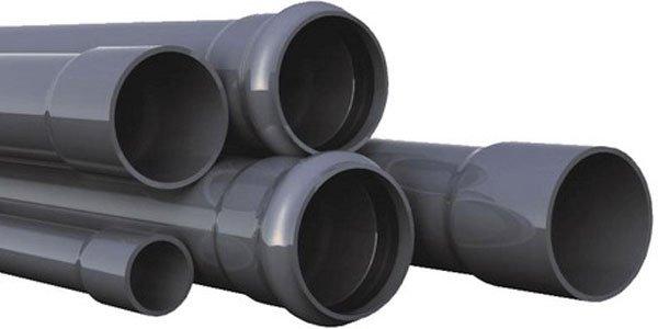 Фото  1 Труба ПВХ напорного водоснабжения 110х6000. Производитель: Польша 1806514