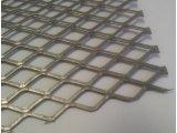 Фото 1 Просечно-вытяжная стальная сетка 3.2х13.4х0,5 мм. 332382