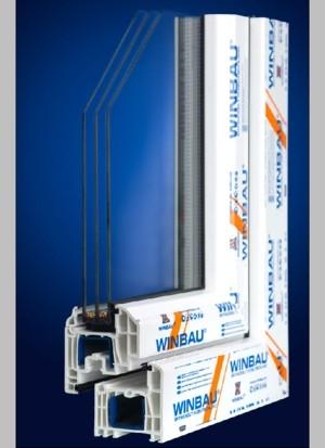 Пятикамерный ПВХ-профиль Winbau Premium
