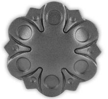 Пятка - 3427700 - кованые элементы, ковка