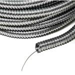 Металорукав з ниткою оцинкований 220 d 18 (50м) РЗЦХ