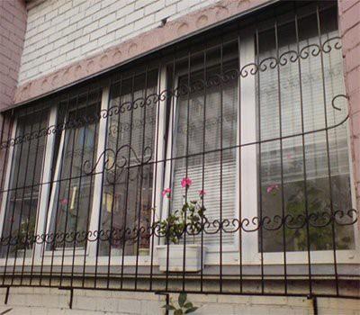 Решетки на балкон заказать борисполь.