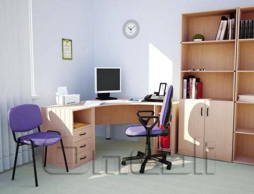 Рабочее место для персонала – Omega/ вариант 2 1238697