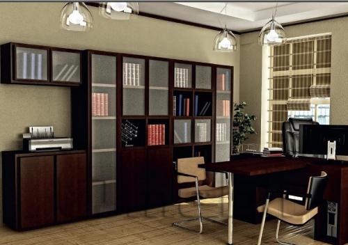 Рабочий кабинет Берлин – Венге магия 1238560