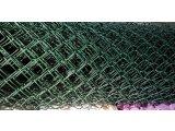 Фото  1 Сітка рабиця з покриттям ПВХ зелена, висота 1.2м діам. дроту 2.5мм, вічко 35х35мм 2268529