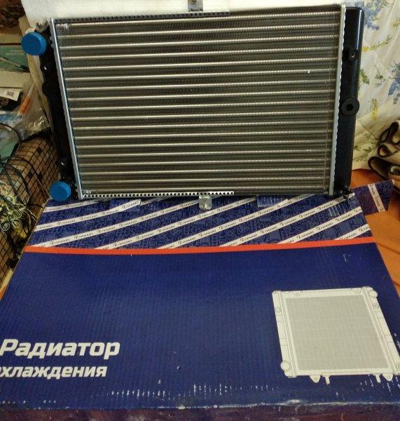 Фото 1 Радіатор, ВАЗ, 2108, 09, 099, карбюраторний, алюміній, новий 341181
