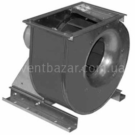 Радиальный вентилятор Веза ВРАН6-050-ДУ-В