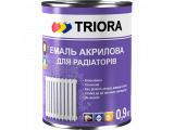 Фото  1 Эмаль акриловая для радиаторов ТМ Triora 0,9л 1361873