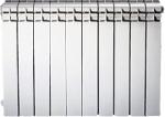 Радиатор ALLTERMO, изготовлен методом литья под давлением с учётом жёстких требований.