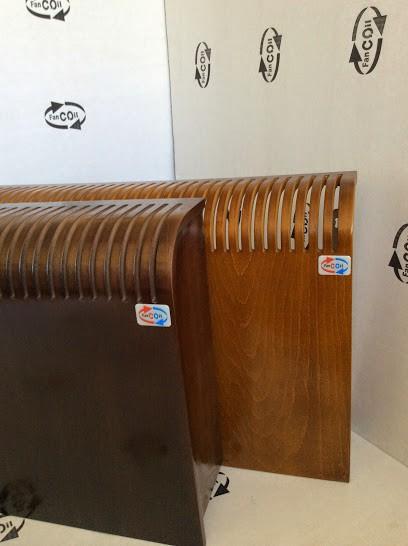 Декоративные радиаторы Fancoil (Фанкоил) Возможно изготовление под заказ.