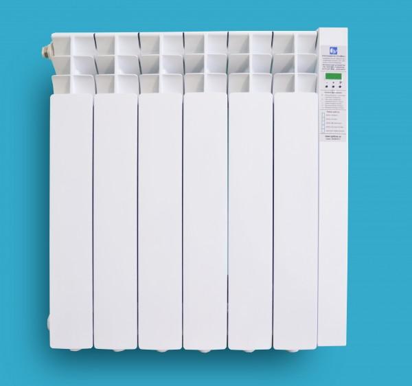 Радиатор электроотопительный - 6 секций