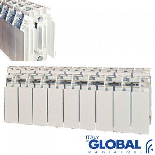 Фото 7 Алюминиевые радиаторы Global 328709