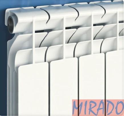 Радиатор отопления алюминиевый Мирадо / Дива