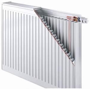 Радиатор стальной панельный Vogel&Noot Тип 11 H500 L1000 боковое подключение цена 1736грн.