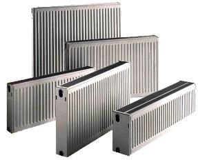 Радиатор стальной PURMO, боковое подключение 22 тип , 10 атм. H 500 мм, L 1100 мм
